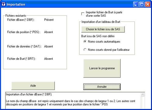 logiciel trideux